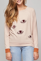 All Things Fabulous Eyes Cozy Sweater