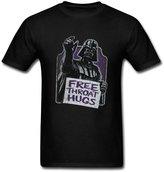 Maixer Cool T-shirt for Man Star Wars Darth Vader Free Throat Hugs XXXL