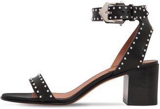 Givenchy 60mm Studded Leather Sandals