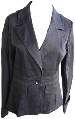 Christian Lacroix Black Cotton Jackets