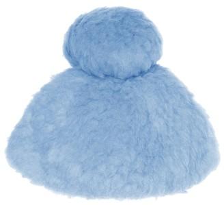 Gucci Kids Wool-blend fleece hat