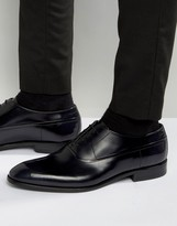 Hugo By Hugo Boss Dressapp Rub Off High Shine Oxford Shoes