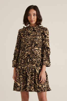 Seed Heritage Frill Animal Dress