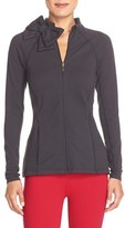 Beyond Yoga Women's Kate Spade New York & Front Zip Jacket