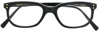 Epos Erice rectangular-frame glasses