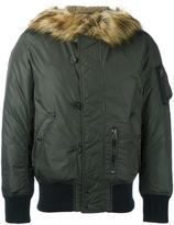 Diesel padded jacket - men - Nylon/Polyester - L