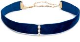 Jennifer Zeuner Jewelry Lane Choker Necklace