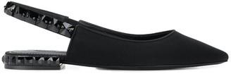 Dolce & Gabbana slingback slippers