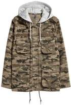 H&M Short Parka with Hood