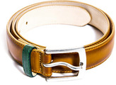 Paul Smith Burnished leather belt