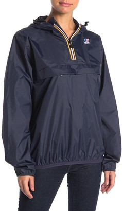 K-Way Lightweight Hooded Pullover