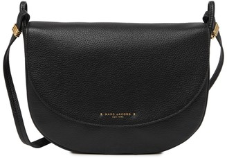 Marc Jacobs Large Supple Group Leather Messenger Bag