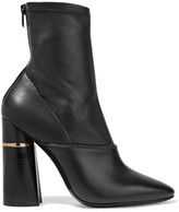 3.1 Phillip Lim Kyoto Leather Boots - Black