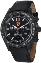 Ferrari Men's FE07IPBCPBK Black Stainless Steel Watch