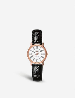 Longines L4.378.8.11.0 Presence watch