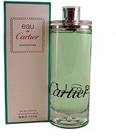 Cartier Eau De Concentree By For Men. Eau De Toilette Spray Concentree 6.75 Oz.