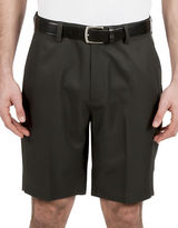 Haggar Big and Tall C18 Gingham Shorts