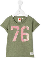 American Outfitters Kids sequin 76 T-shirt