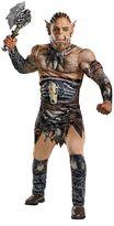 Teen Classic Warcraft Durotan Deluxe Muscle Costume