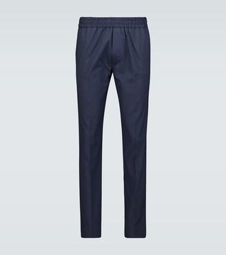 Acne Studios Ryder elasticated waist pants