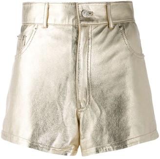 Manokhi Kellis high waist shorts