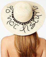 August Hats Do Not Disturb Floppy Hat