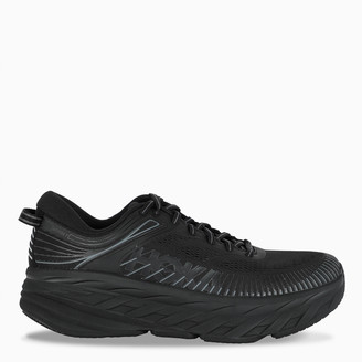 Hoka One One Black Bondi 7 sneakers