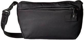 Pacsafe Citysafe CS25 Crossbody Hip Purse (Black) Cross Body Handbags