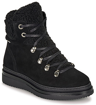 Musse & Cloud Musse Cloud ANIKA women's Mid Boots in Black