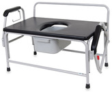 Bed Bath & Beyond Drive Medical Heavy Duty Bariatric Drop Arm Commode