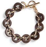 Banana Republic Wood Link Bracelet