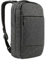 Incase NEW City Collection Compact Backpack - Heather Black / Gunmetal Gray