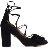 Aquazzura 'Wild' pumps - women - Leather/Suede - 38.5