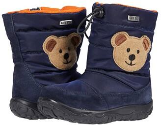 Naturino Falcotto Poznurr Bear AW20 (Toddler) (Blue) Boy's Shoes
