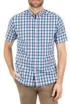 Blazer Asher Short Sleeve Check Shirt