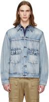 Levi's Levis Blue Denim Iconic Original Trucker Jacket