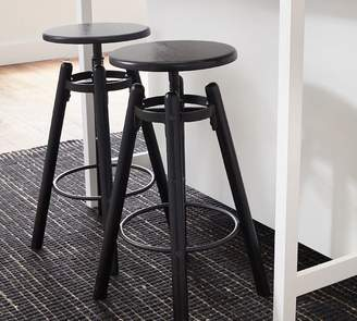 Awesome Used Pottery Barn Bar Stools Furniture Shopstyle Machost Co Dining Chair Design Ideas Machostcouk