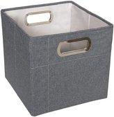 "JJ Cole Storage Box 11"" - Slate Heather"