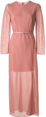 Camilla And Marc Chloe belted midi dress
