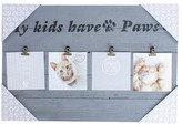 WINIFRED & LILY My Kids Have Paws Photo Display