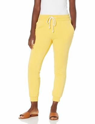 Goodthreads Amazon Brand Women's Heritage Fleece Basic Jogger Pant
