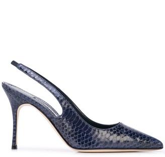 Manolo Blahnik Allura sandals