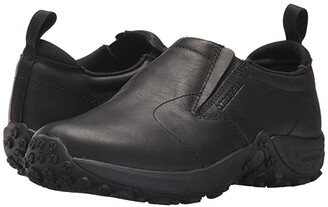 Merrell Work Jungle Moc AC + Pro (Black) Women's Industrial Shoes