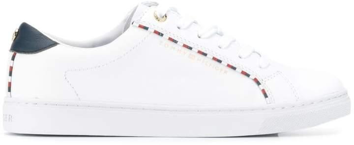 1bda7862 Tommy Hilfiger White Women's Sneakers - ShopStyle