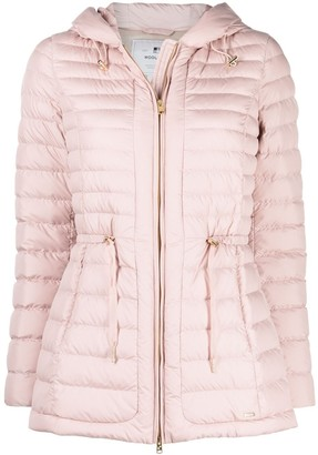 Woolrich Quilted-Padded Jacket