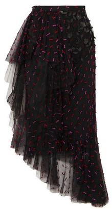 Rodarte 3/4 length skirt
