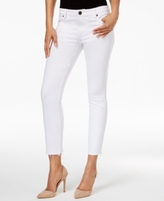 KUT from the Kloth Petite Reese Straight-Leg Ankle Jeans
