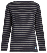 Orcival Breton-striped cotton top
