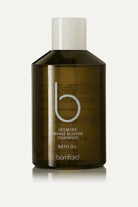 Bamford Jasmine Bath Oil, 250ml - Colorless