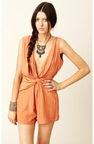 Finders Keepers Got To Hurry Playsuit